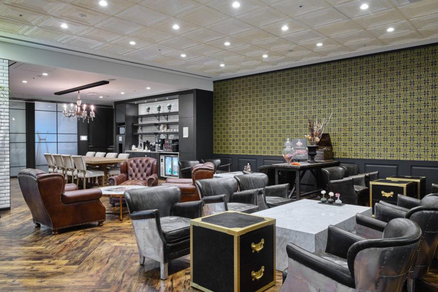 JTB - 14 Breakout Area Lounge Overview