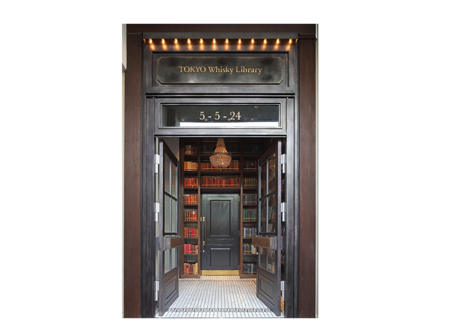 TOKYO WhiskyLibrary02の