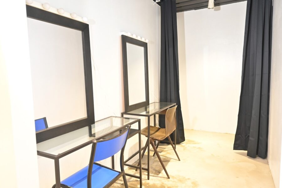 Earthy Blue Studio 設備1